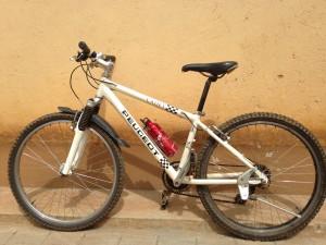 Bike hire Kampala