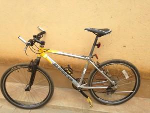 bike rental Kampala