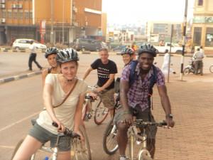 City Center Tour Kampala