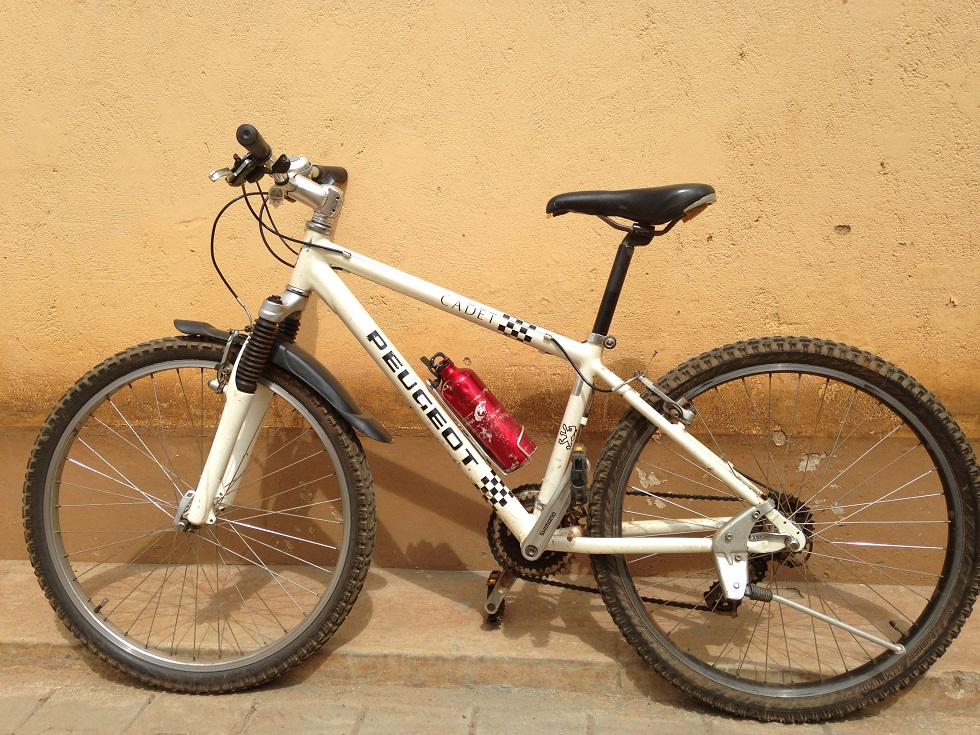 Bicycle Rental Repair Go Free Uganda